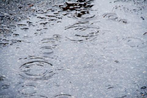 雨の季節のツーリング
