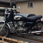 バイク屋さん、見つけた